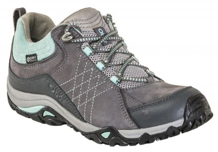 Oboz Womens Sapphire Low Bdry Walking Shoes