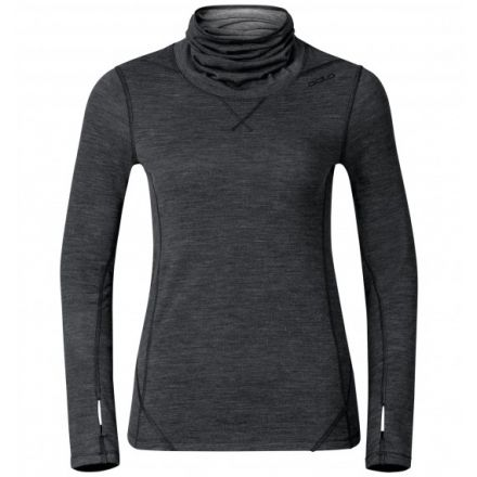 Odlo Womens Turtle Revolution TW Warm Long Sleeve Base Layer