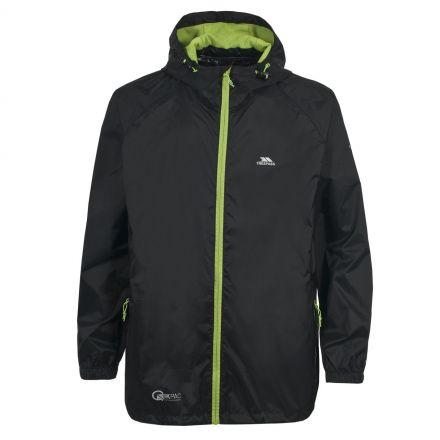 Trespass Unisex Qikpak Packaway Waterproof Jacket
