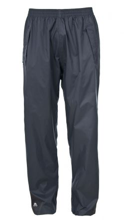 Trespass Unisex Qikpac Packaway Waterproof Trousers