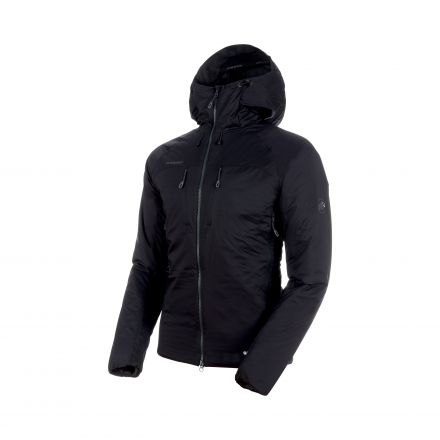 Mammut Rime Insulated Flex Hooded Mens Jacket