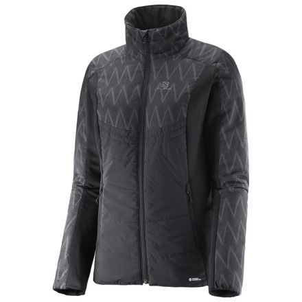 Salomon Womens Drifter Midlayer Insulated Jacket