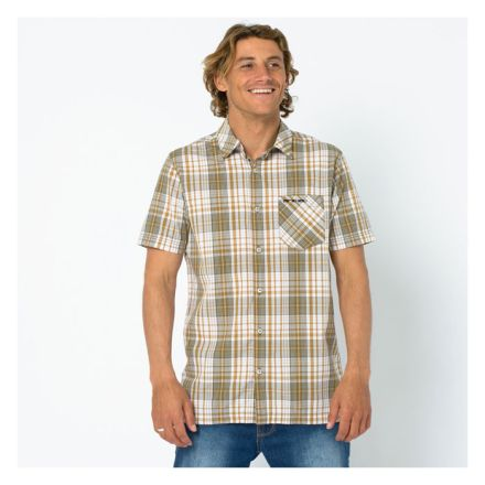 Animal Mens Shyan Check Shirt