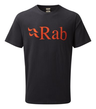 Rab Stance Logo Short Sleeve Mens T Shirt