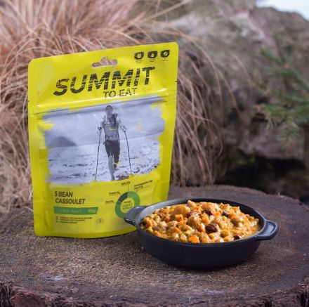 Summit To Eat 5 Bean Cassoulet Vegan Camping Food
