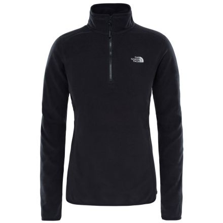 The North Face Womens TKA 100 Glacier 1/4 Zip Micro Fleece
