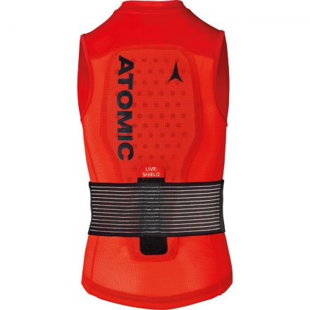 Atomic Live Shield Vest Amid JR