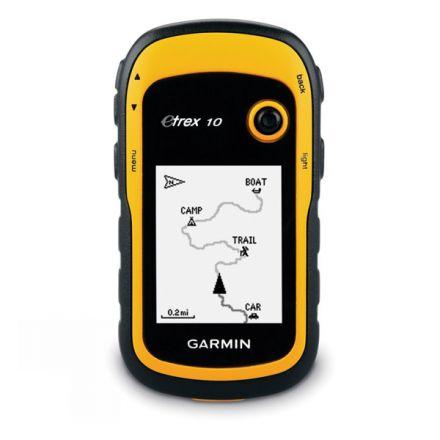 Garmin eTrex 10 Hiking Sat Nav GPS
