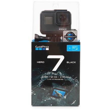 GoPro HERO7 Black +SD Action Camera