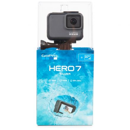 GoPro HERO7 Silver +SD Action Camera