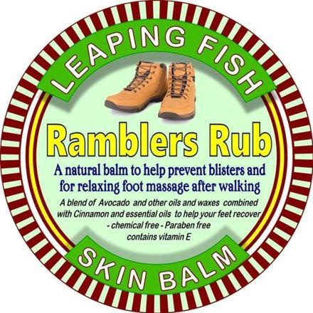 Leaping Fish Ramblers Rub 60g