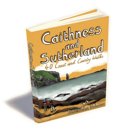 Pocket Mountain Caithness and Sutherland Guide Book