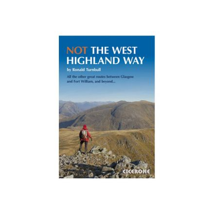 Cicerone Not the West Highland Way Guide Book