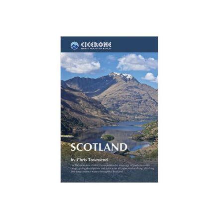 Cicerone Scotland Guide Book by Chris Townsend
