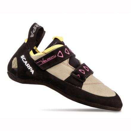 Scarpa Velocity V Womens Rock Climbing Shoes