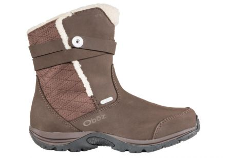 Oboz Womens Madison Bdry Insulated Winter Boots