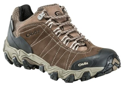 Oboz Women's Bridger Low Bdry Hiking Shoes
