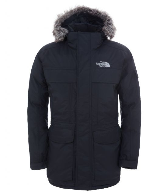 North Face Men's Mcmurdo Parka Insulated Waterproof Jacket