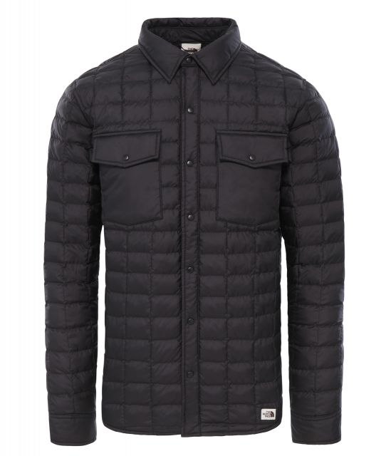 The North Face Mens Thermoball Eco Snap Jacket