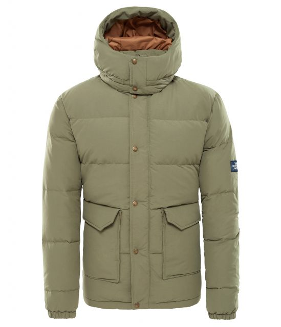 The North Face Men's Down Sierra 2.0  Insulated  Jacket