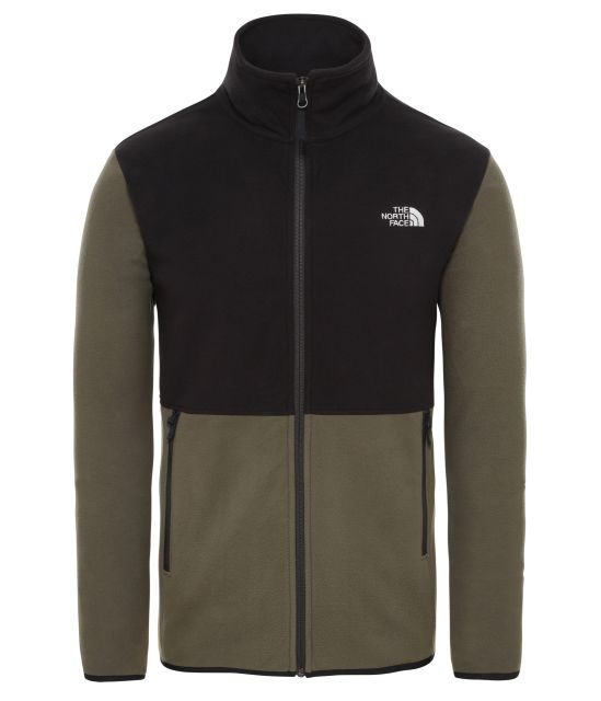 The North Face Mens Tka Glacier Fleece Jacket