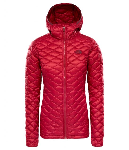 The North Face Womens Thermoball Hooded Jacket