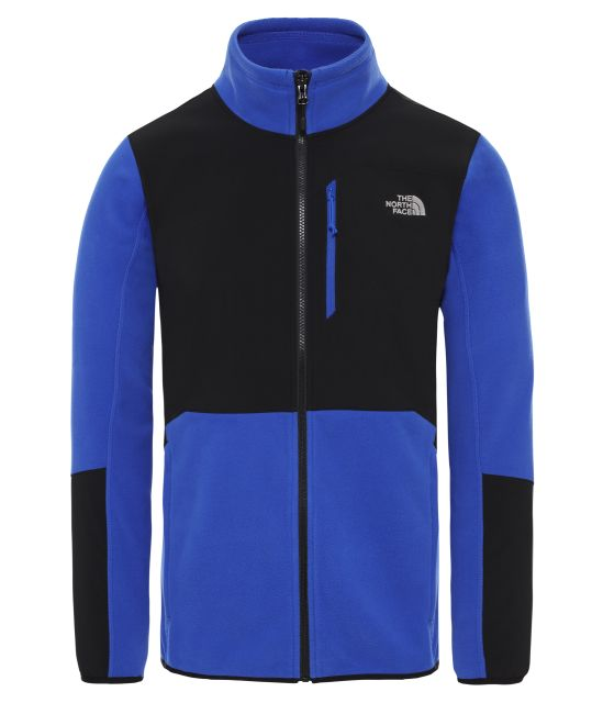 The North Face Mens Glacier Pro Full Zip Fleece