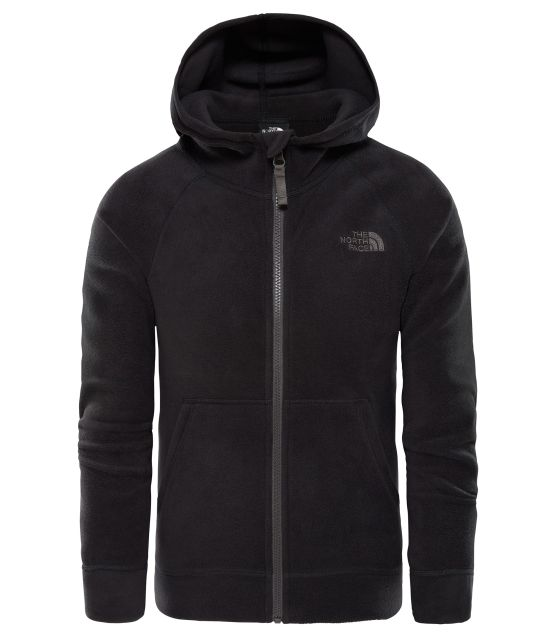 The North Face Glacier Boys Full Zip Hoodie
