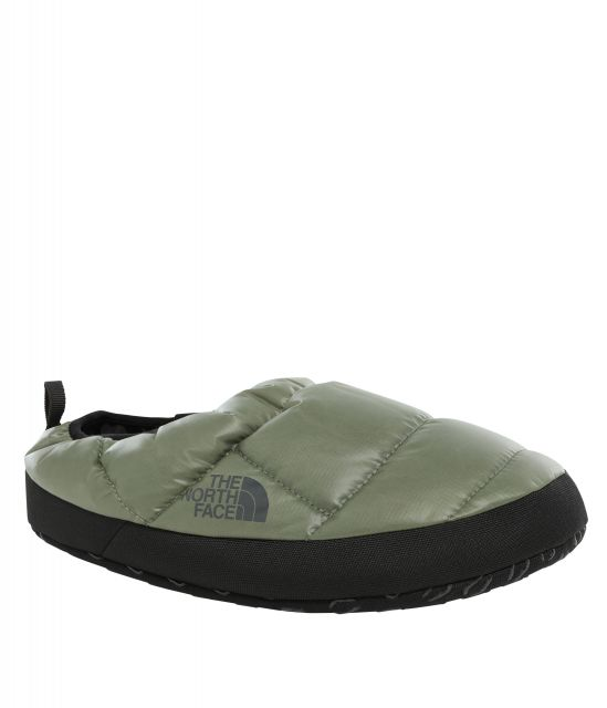 The North Face Mens Nuptse Insulated Down Mule Slippers