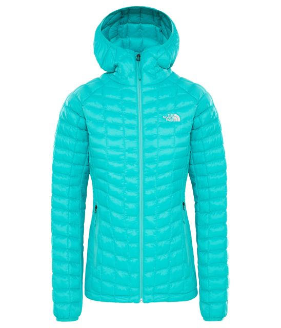 The North Face Womens Thermoball Sport Hooded Jacket