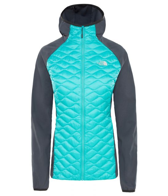 North Face Womens Thermoball Hybrid Hoodie