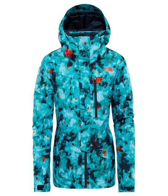 The North Face Womens Garner Triclimate Jacket