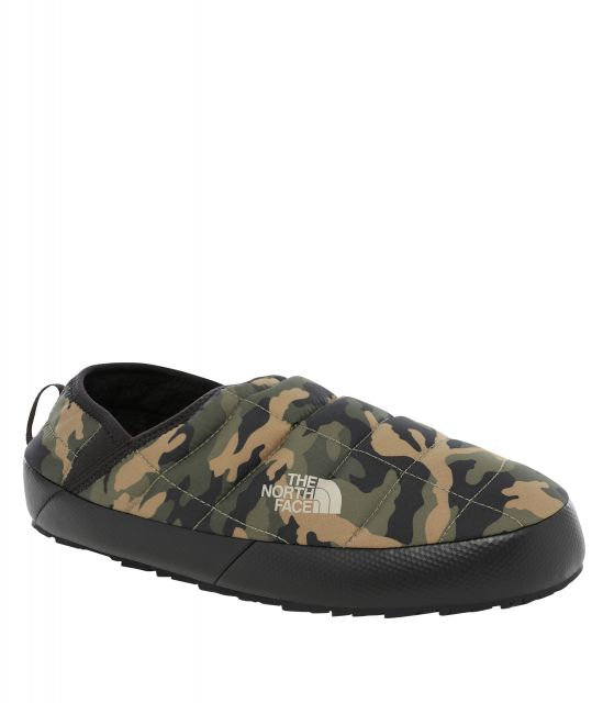 The North Face Mens Thermoball Insulated Traction Mule Slippers