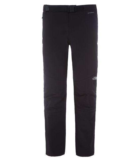 The North Face Diablo Mens Softshell Walking Trousers Long