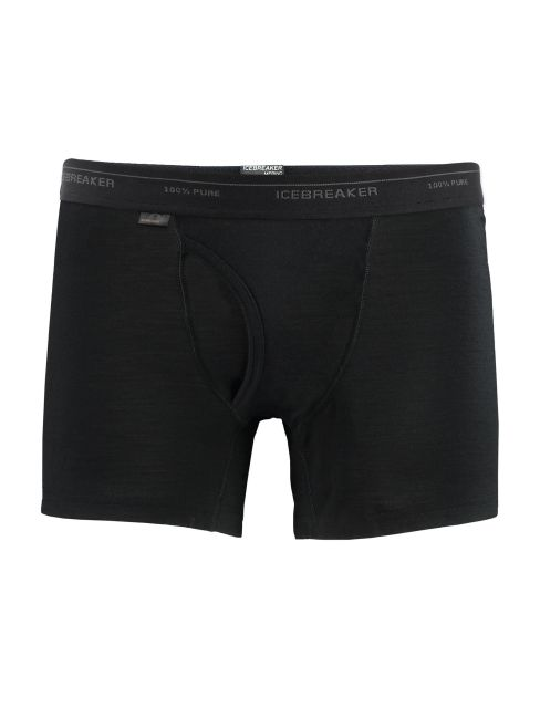 Icebreaker Mens Boxer with Fly 200