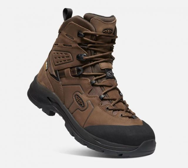 Keen Mens Karraig Waterproof Walking Boots