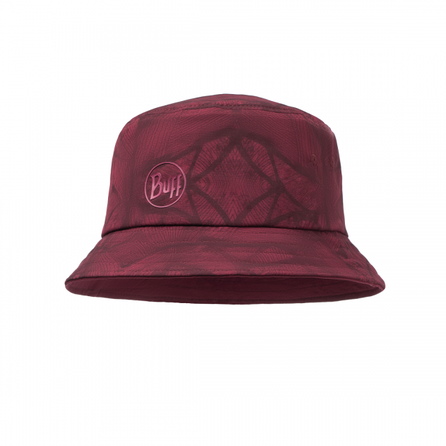 Buff Trek Outdoor Bucket Hat in Pink