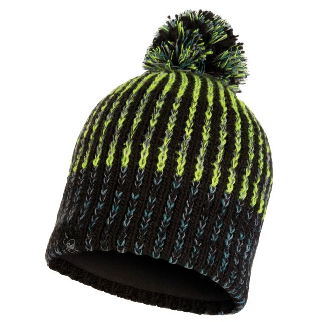Buff Iver Black Hat