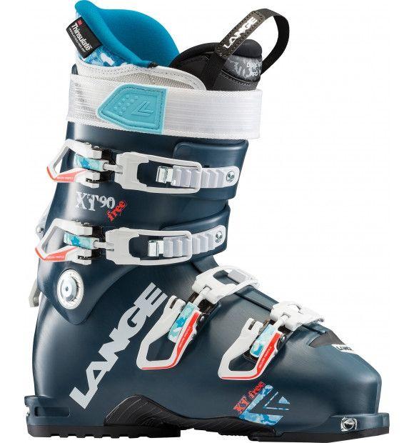 Lange XT 90 Free Womens Ski Boots
