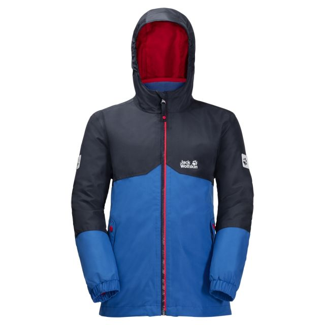 Jack Wolfskin Iceland 3 in 1 Boys Jacket