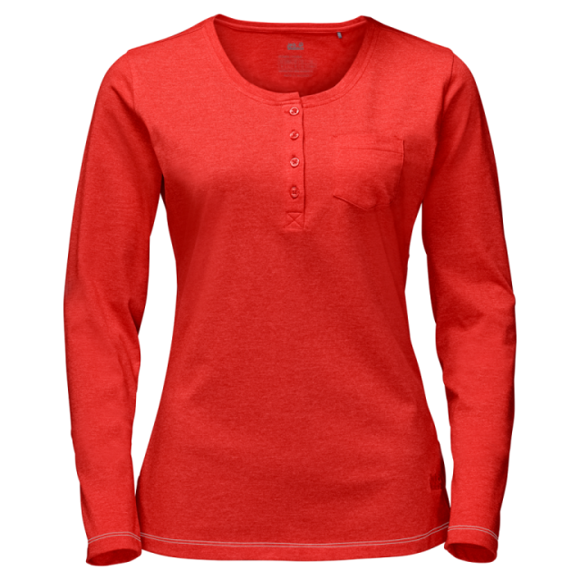 Jack Wolfskin Women's Essential Long Sleeve Top