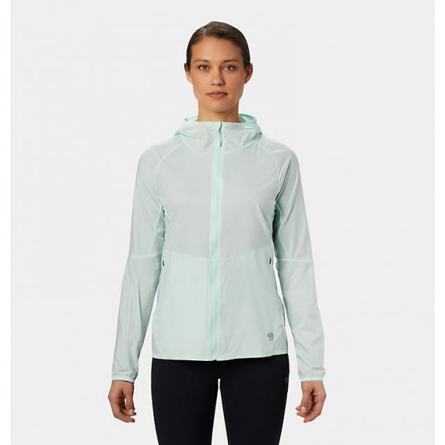 Mountain Hardwear Womens Kor Preshell Hooded Jacket