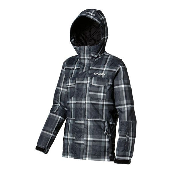ONeill Boys Grid Snowboard Jacket
