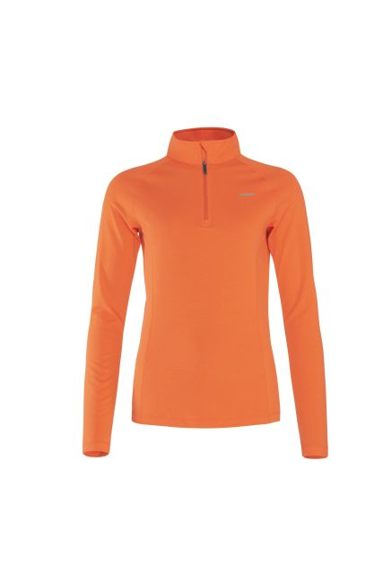 Head Womens Chloe 1/2 Zip Quick Dry Top