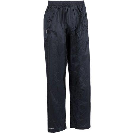 Trespass Unisex Packaway Waterproof Over Trousers