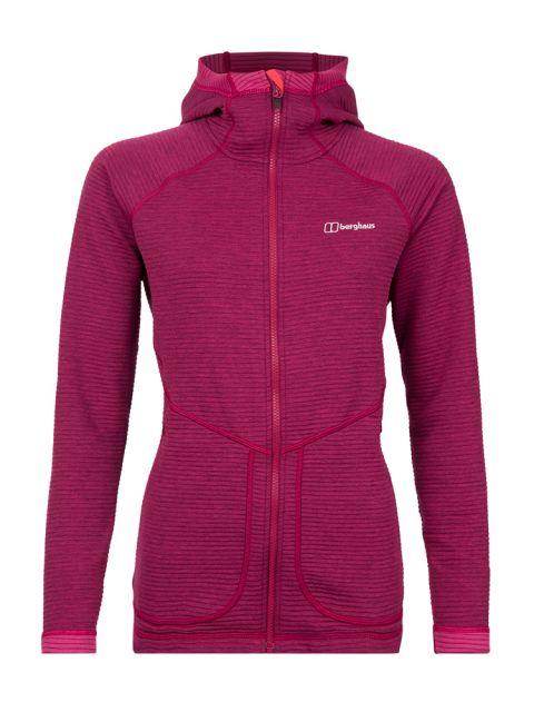 Berghaus Women's Redonda Hooded Fleece Jacket