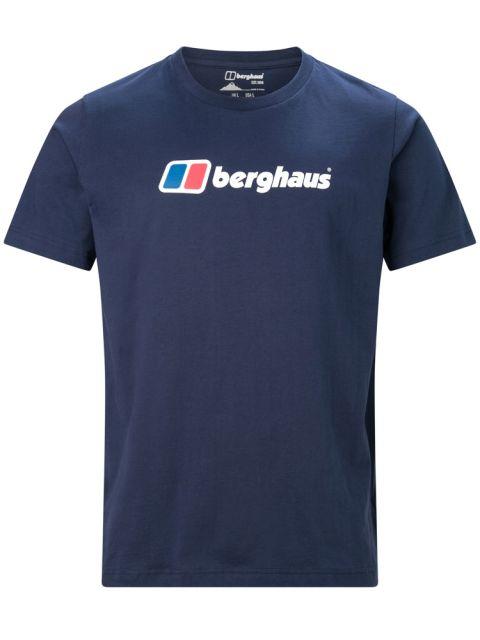 Berghaus Mens Big Corporate Logo T Shirt