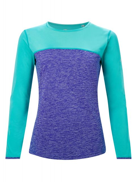 Berghaus Voyager Tech Long Sleeved Crew T-Shirt