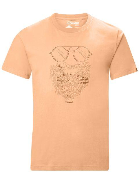 Berghaus Mens Wild Man of the Mountains T Shirt