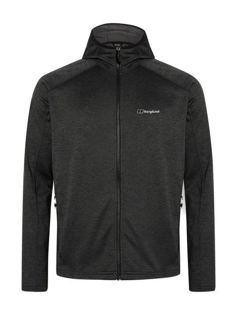 Berghaus Mens Spitzer InterActive Hooded Fleece Jacket